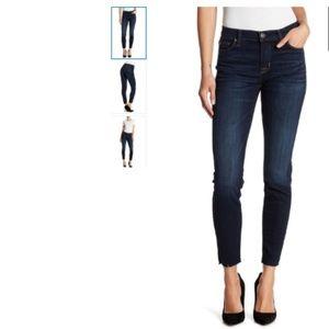 NWOT HUDSON Natalie Ankle Super Skinny Jeans 29